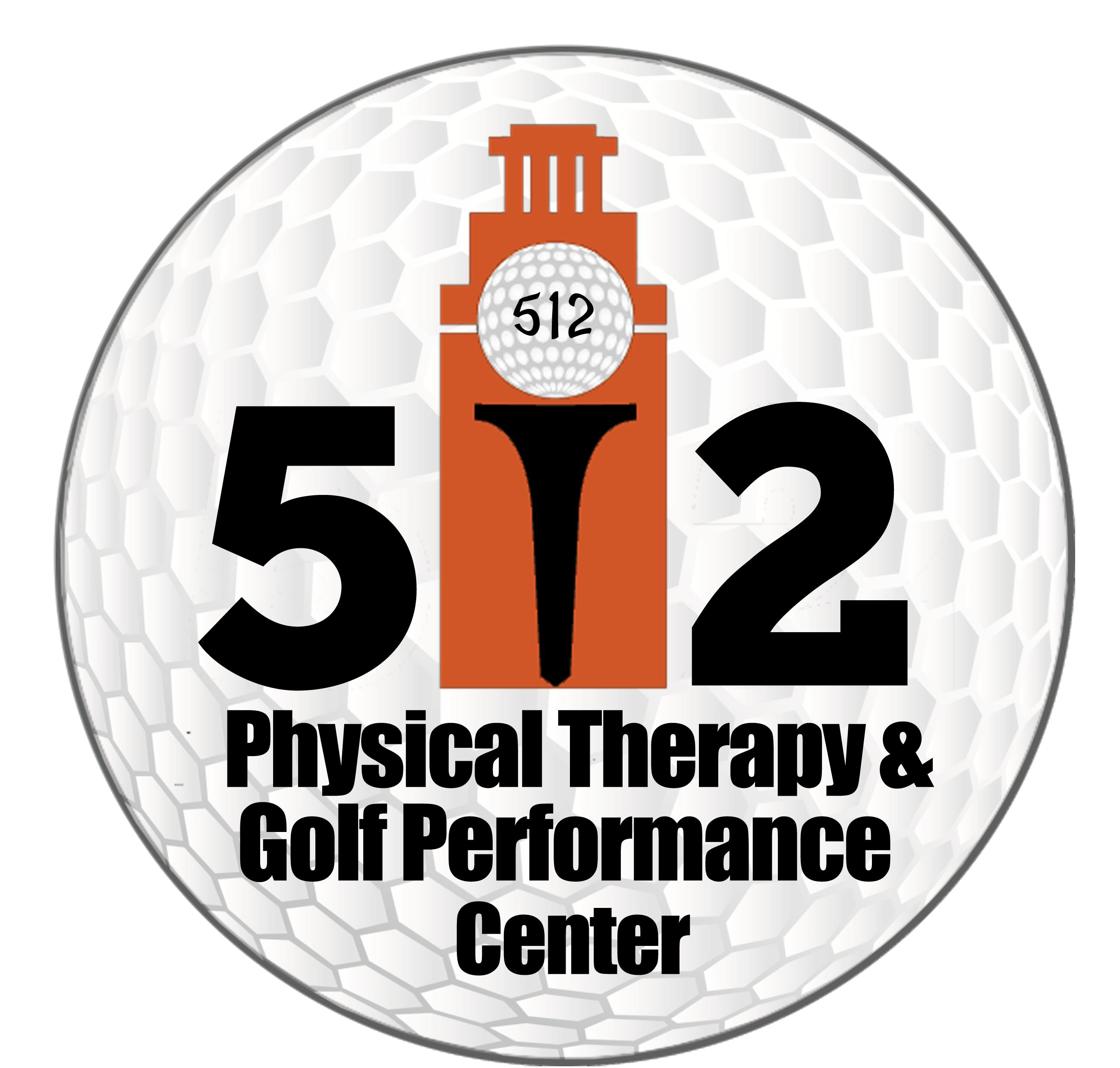 Logo 512 Physical Therapy and Golf Performance Center